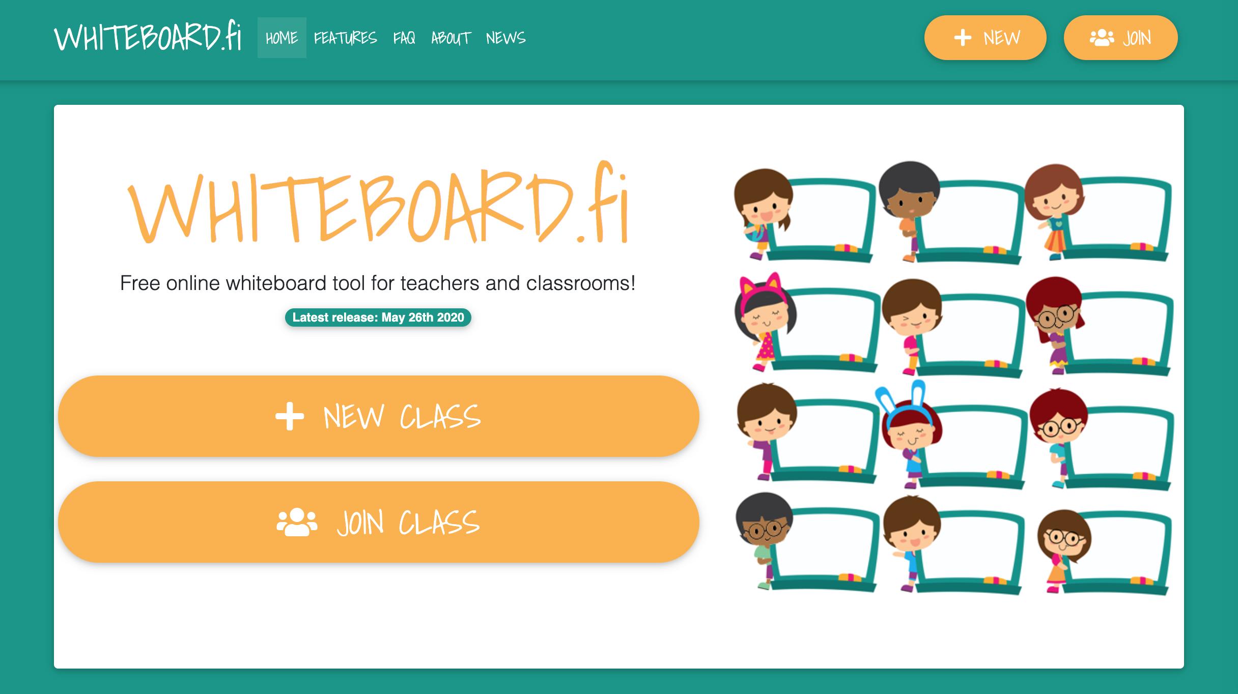 Best Online Interactive Whiteboard