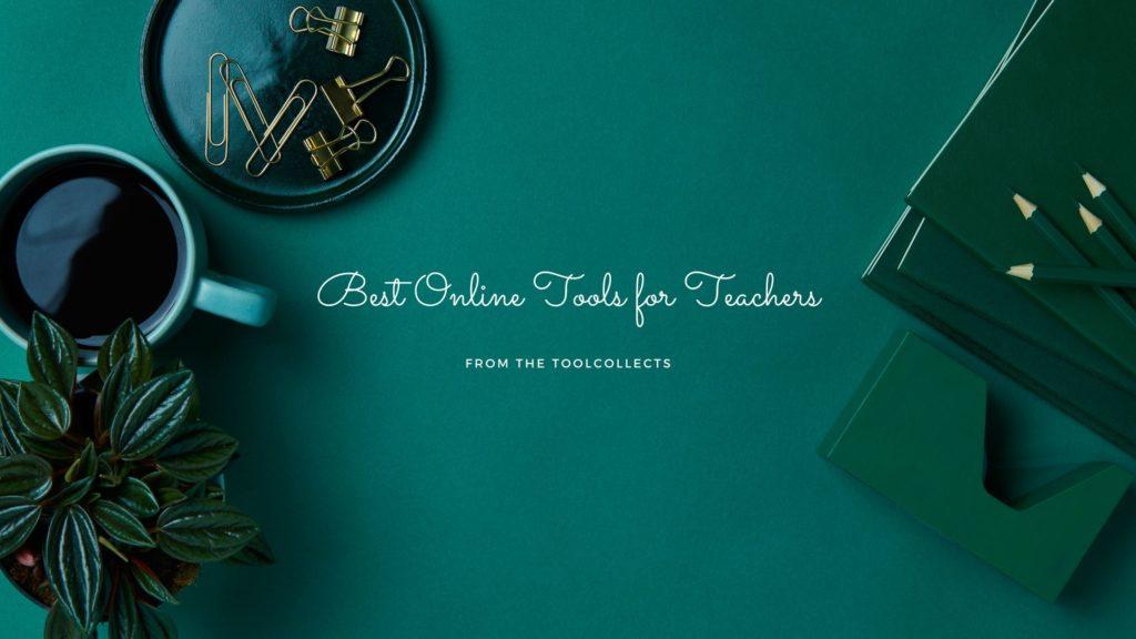 Online-Tools-For-Teachers
