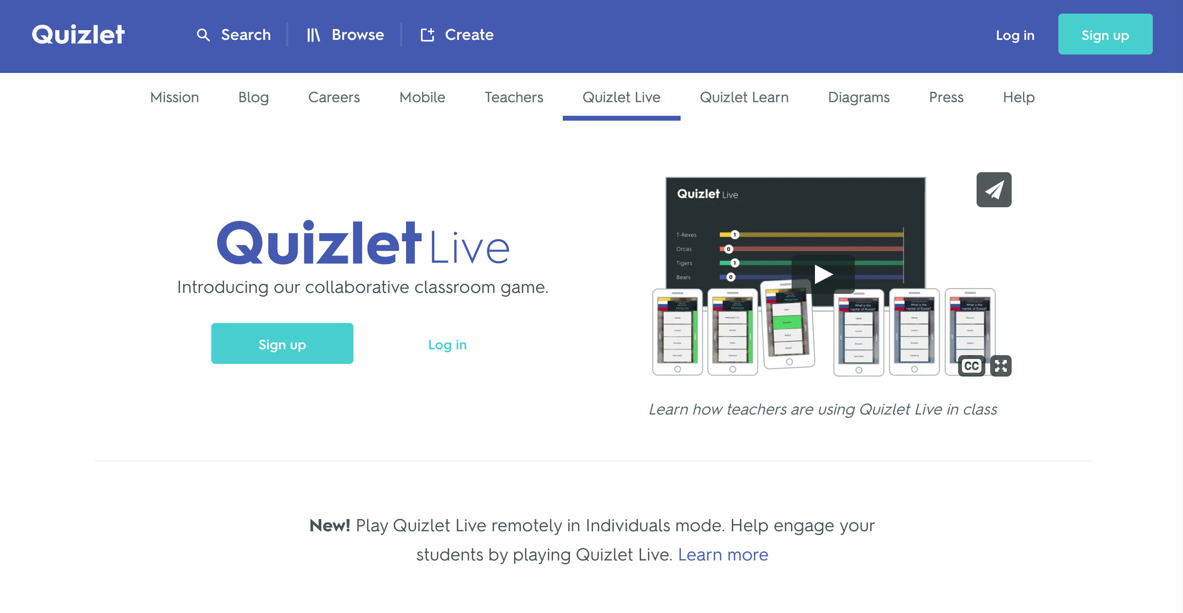 Quiz Software For Teachers